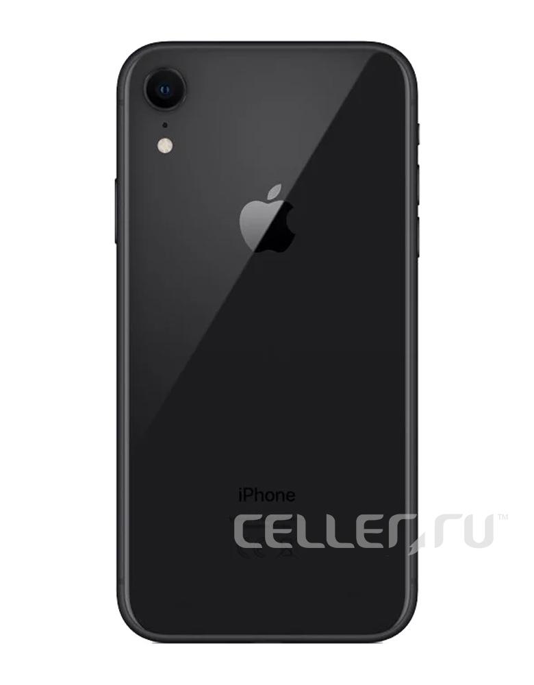 Смартфон Apple iPhone Xr 128GB Черный