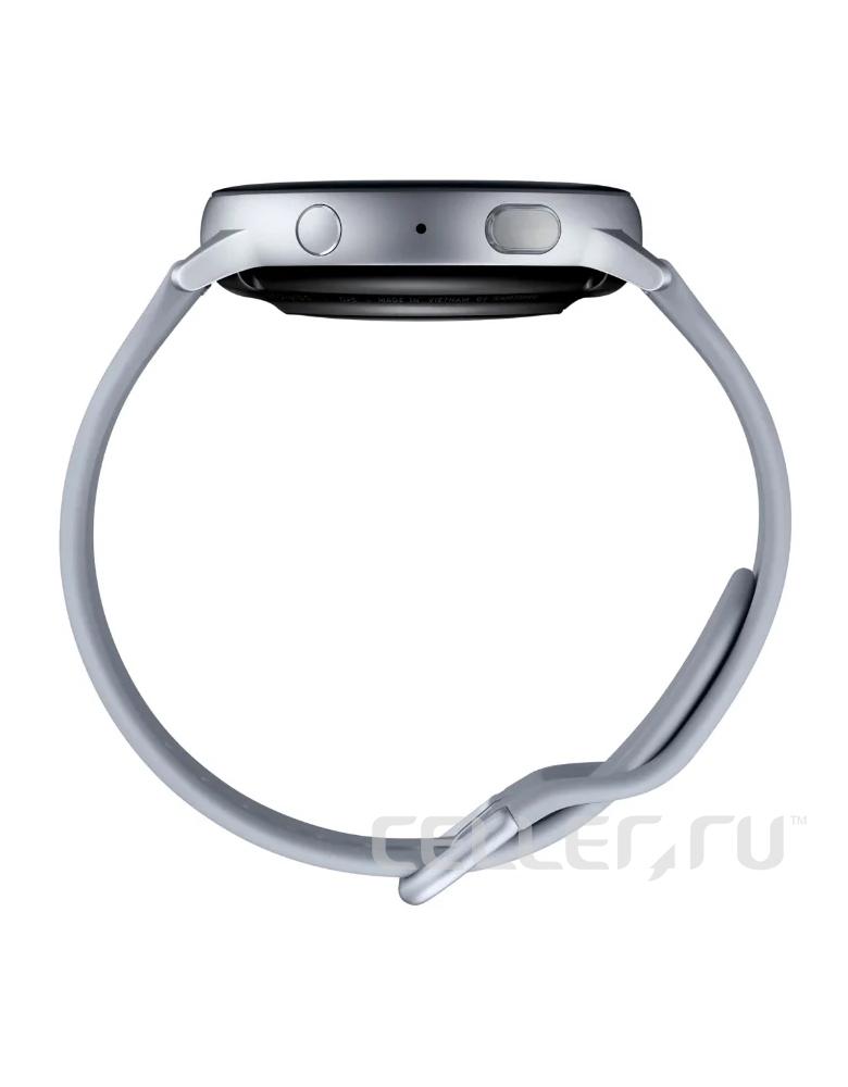 Умные часы Samsung Galaxy Watch Active2 алюминий 44 мм арктика