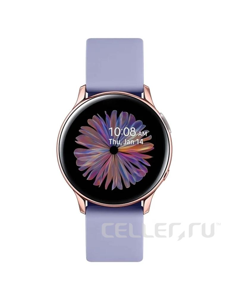 Умные часы Samsung Galaxy Watch Active2 алюминий 40 мм лаванда