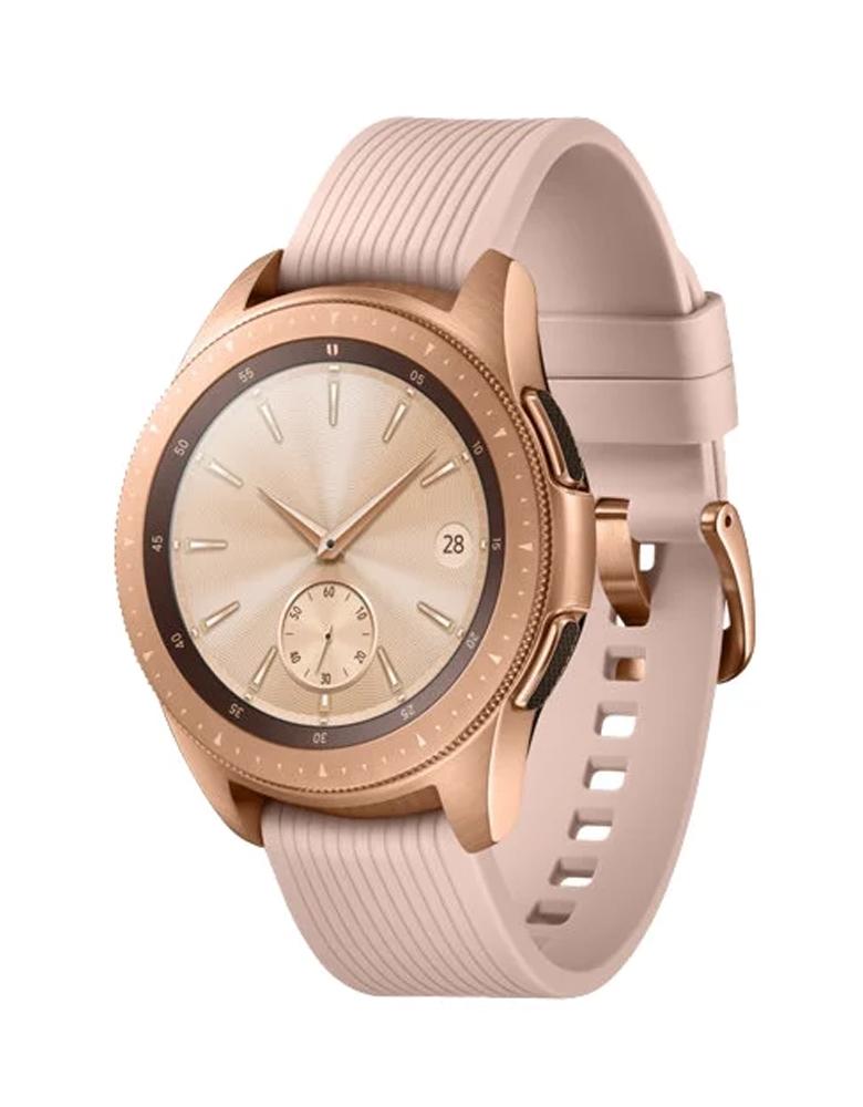 Часы Samsung Galaxy Watch (42 mm) Розово-золотистый