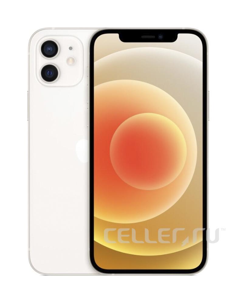 Смартфон Apple iPhone 12 64GB белый