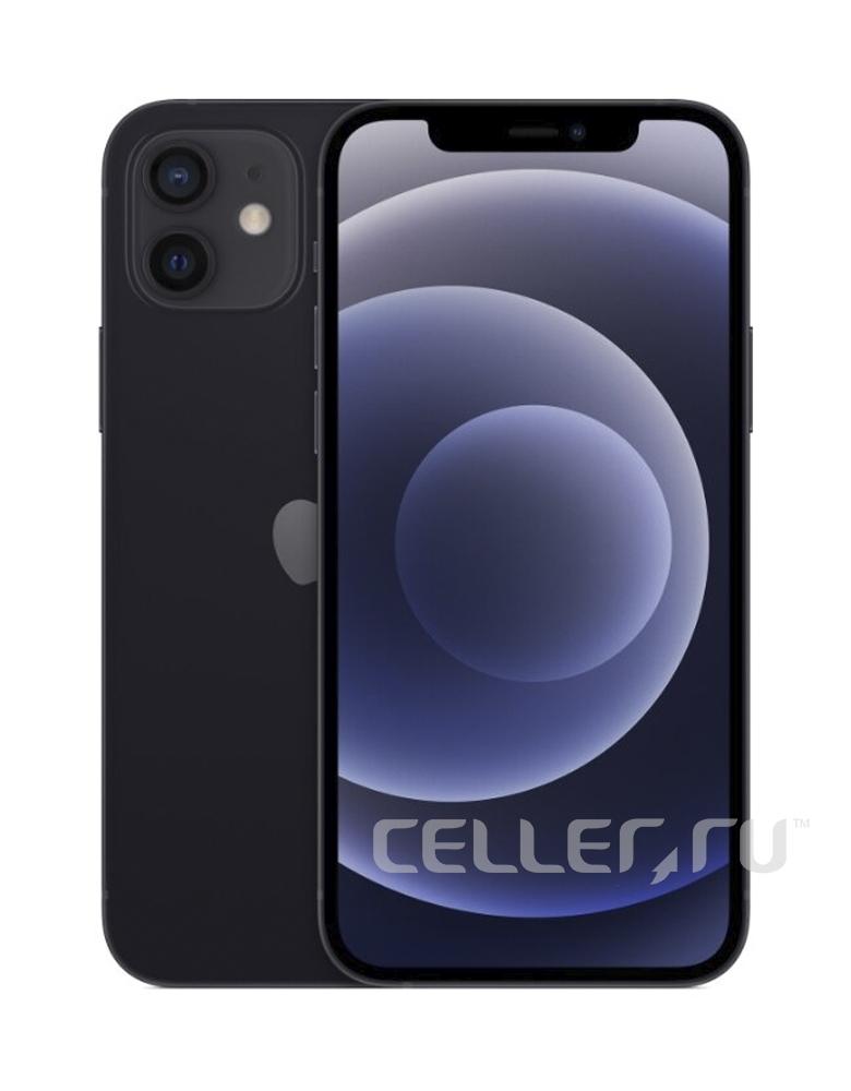 Смартфон Apple iPhone 12 64GB черный