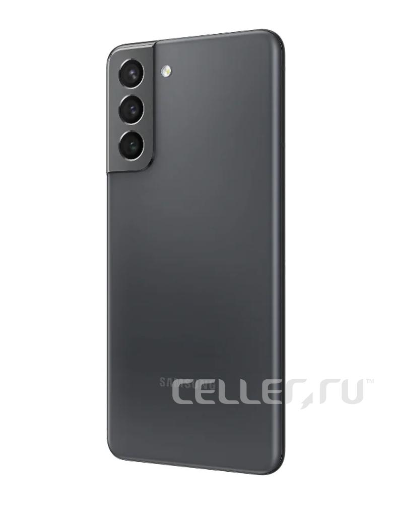 Смартфон Samsung Galaxy S21 5G 8/256GB Серый фантом