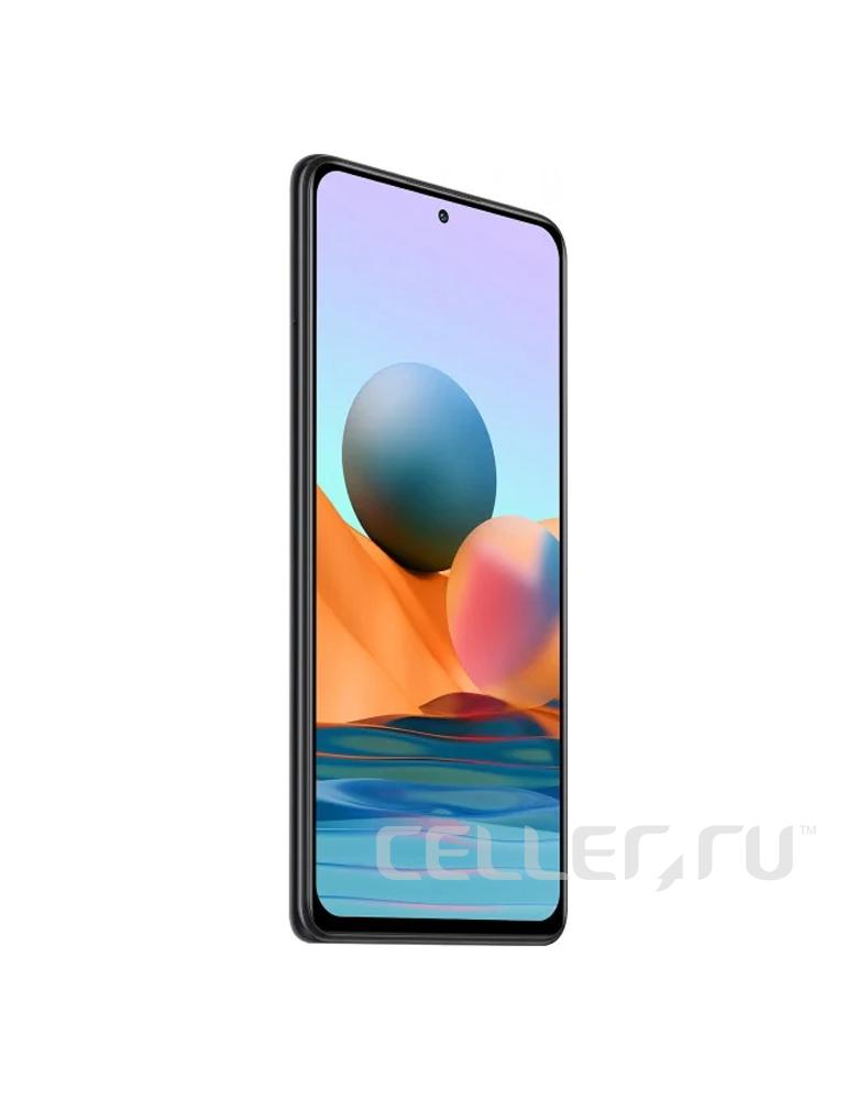 Смартфон Xiaomi Redmi Note 10 Pro 8/128GB (NFC) Onyx Gray