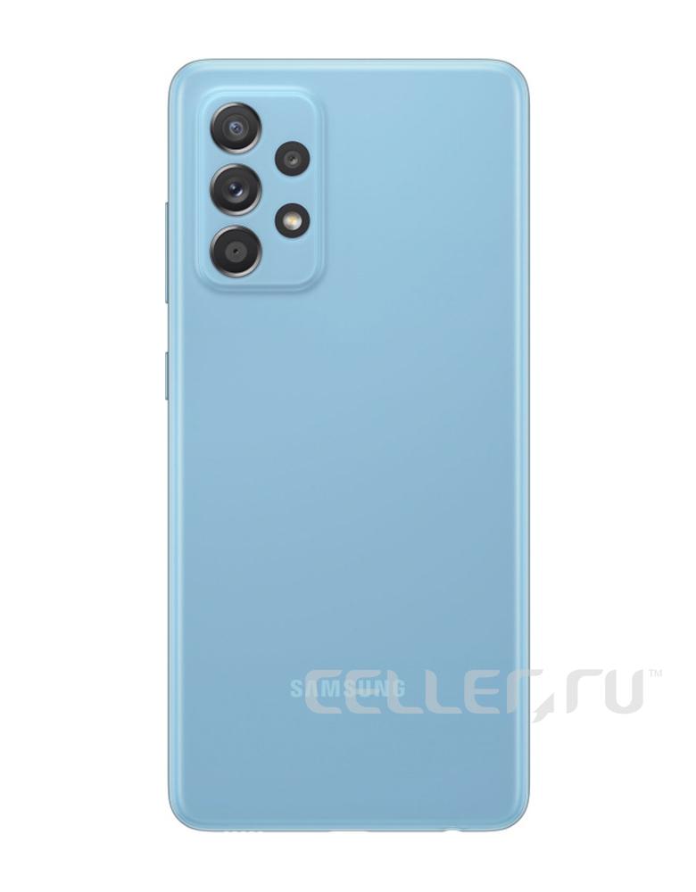 Смартфон Samsung Galaxy A52 8/256GB Синий