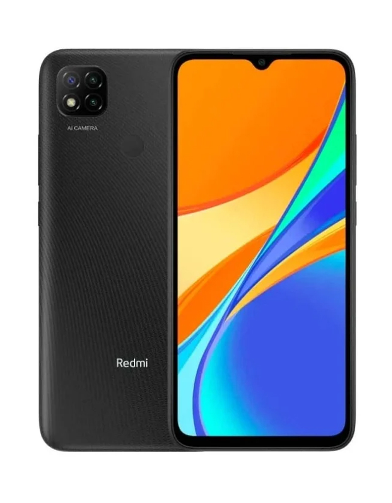 Смартфон Xiaomi Redmi 9C 3/64GB Серый