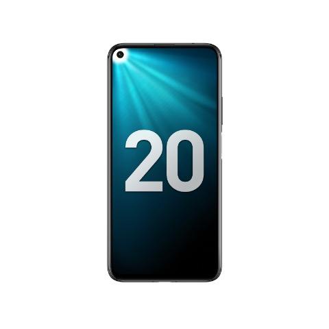 Смартфон Honor 20 6/128GB Black