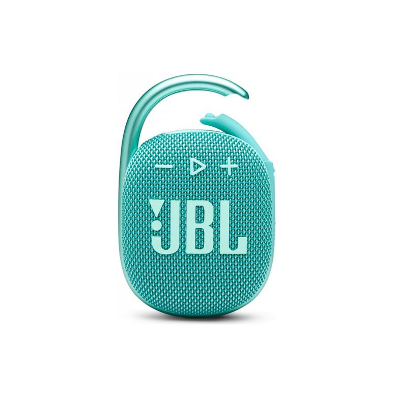 Портативная акустика JBL Clip 4, бирюзовый