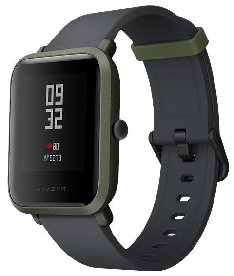 Смарт часы Xiaomi Amazfit Bip Green