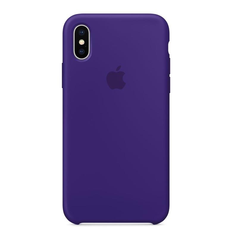 iPhone 7 Plus Silicone Case - Ultra Violet