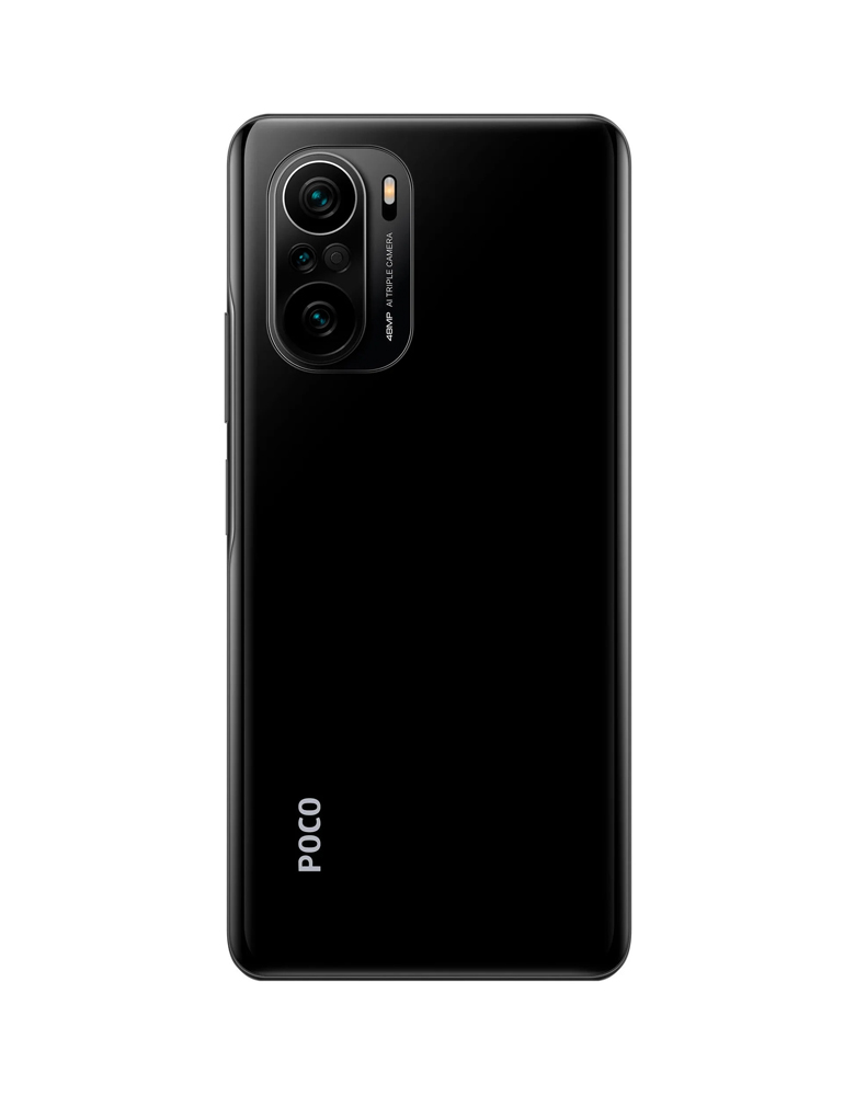 Смартфон Xiaomi Poco F3 NFC 6/128GB Night Black