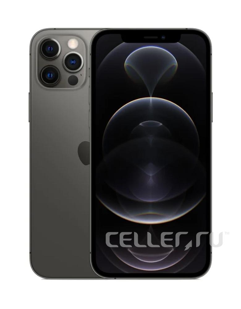 Смартфон Apple iPhone 12 Pro 256GB графитовый