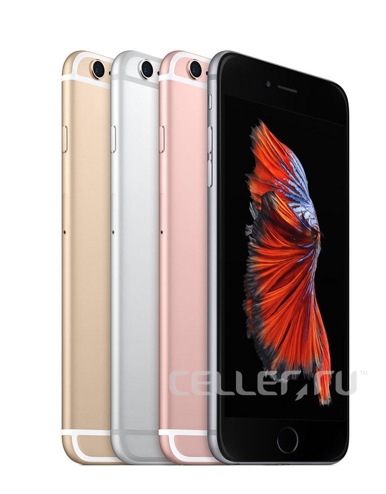 iPhone 6S 16Gb Space Gray Восстановленный