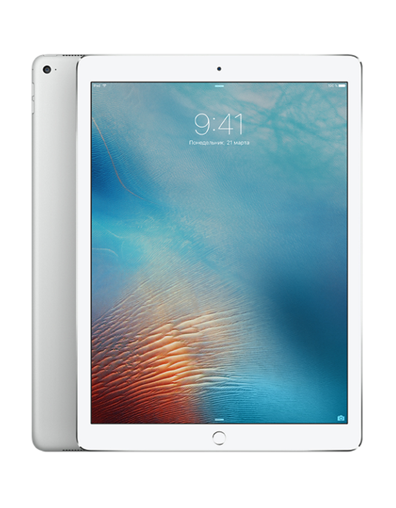 Планшет Apple iPad Pro 12.9 (2018) 64Gb Wi-Fi Silver