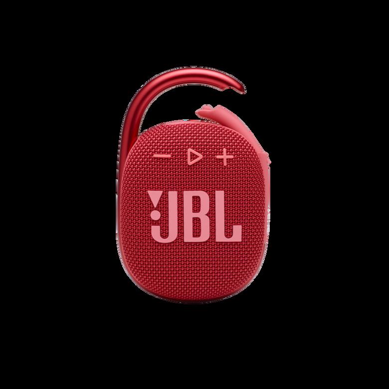 Портативная акустика JBL Clip 4, красный