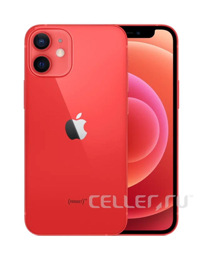 Смартфон Apple iPhone 12 mini 128GB красный