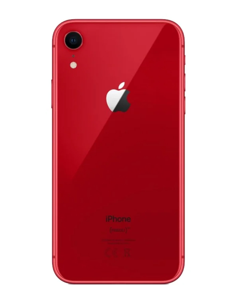 Смартфон Apple iPhone Xr 128GB Красный