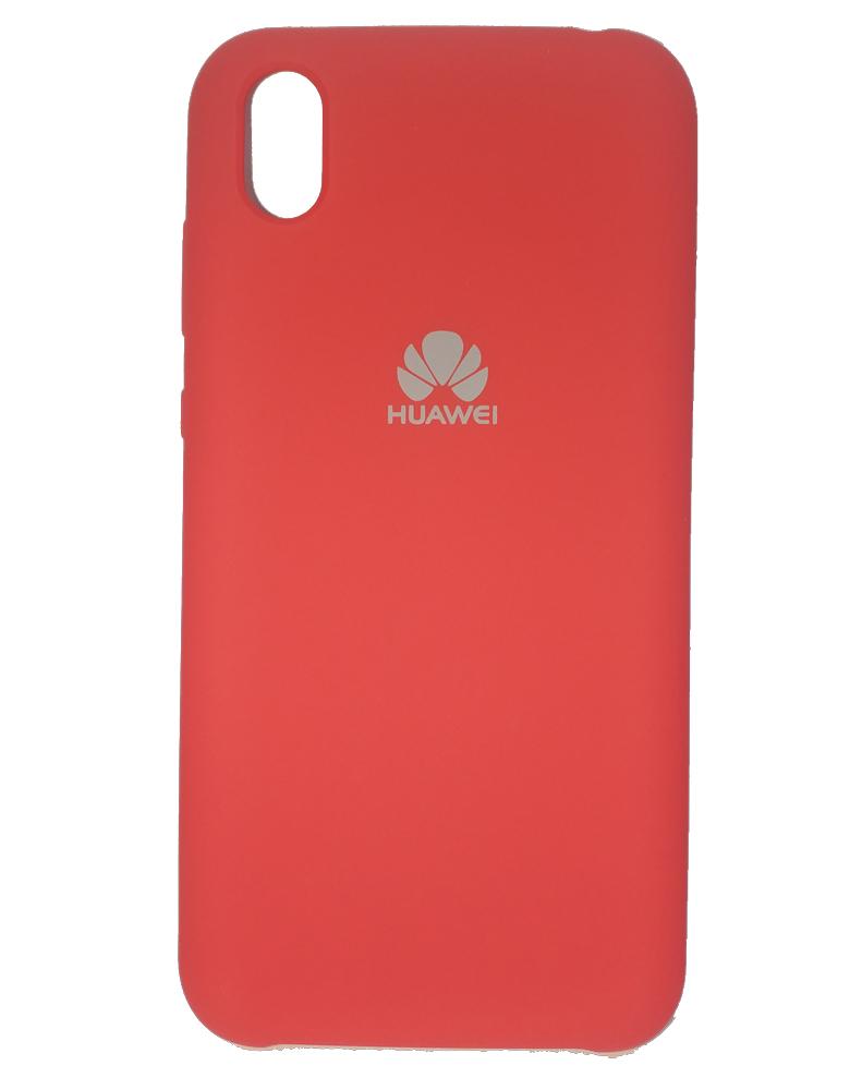 Чехол Silicone Cover для Huawei Y5 2019 / Honor 8S Красный