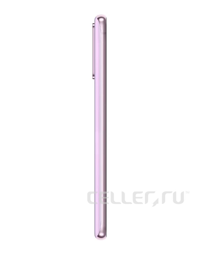 Смартфон Samsung Galaxy S20FE (Fan Edition) 128GB Лаванда