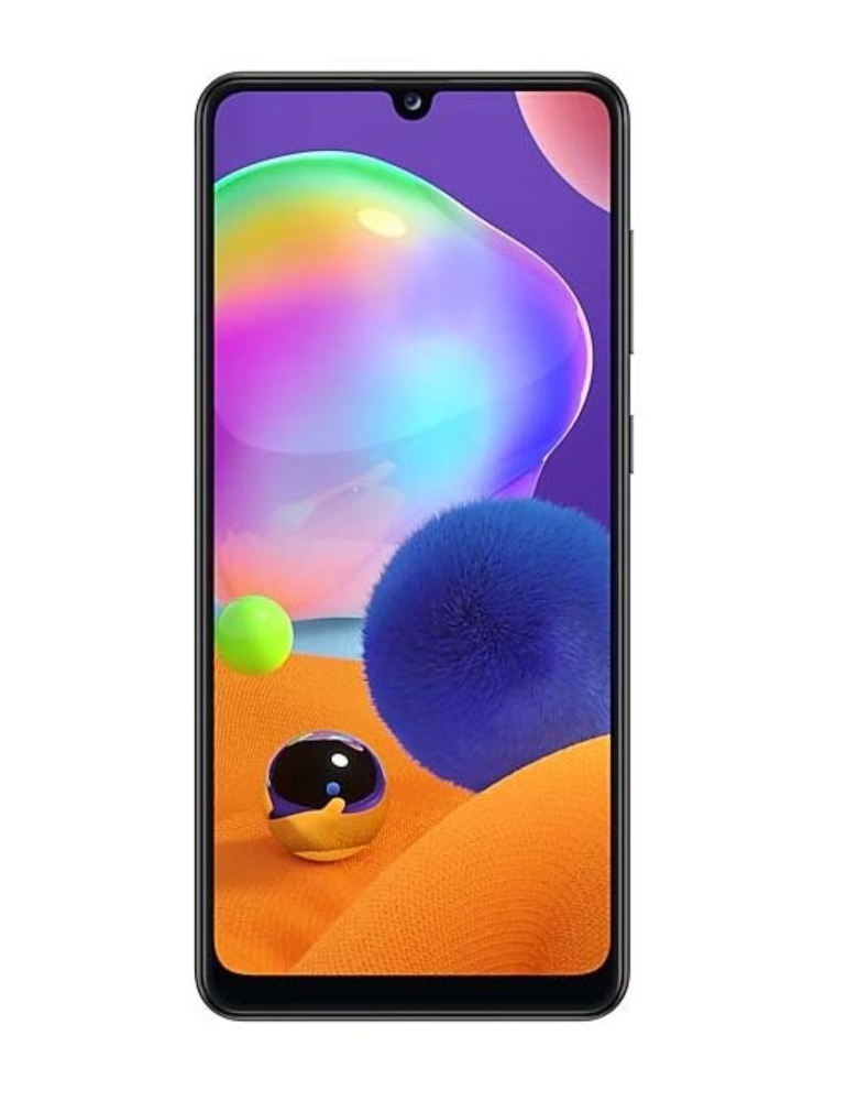 Смартфон Samsung Galaxy A31 128GB Черный