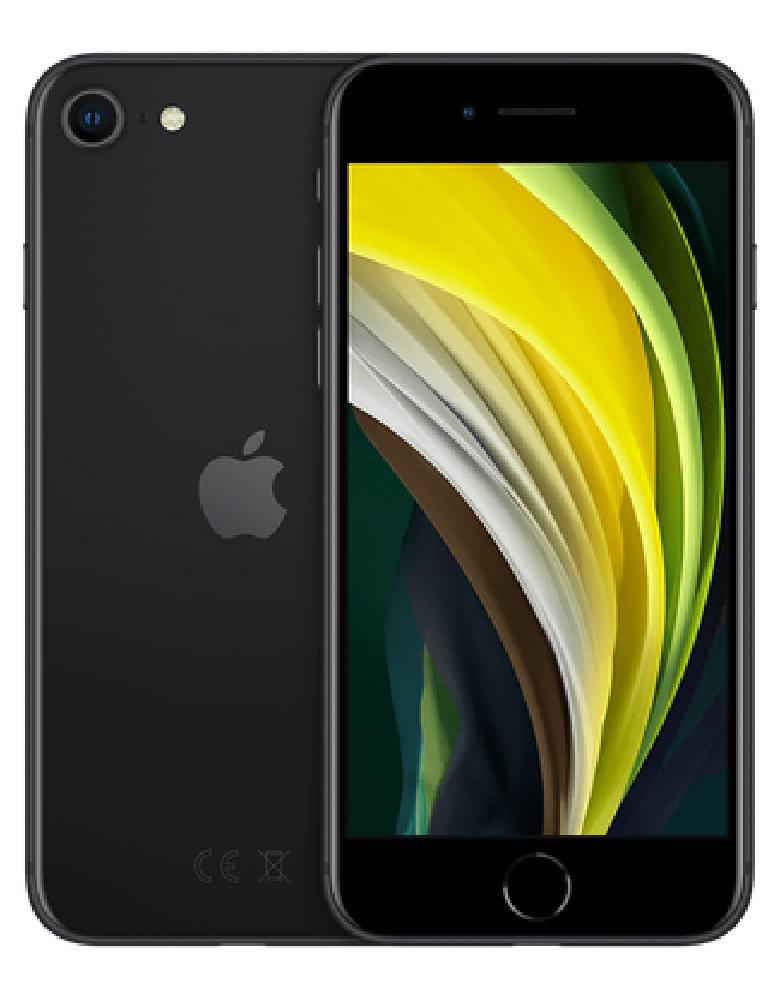 Смартфон Apple iPhone SE (2020) 256GB Черный