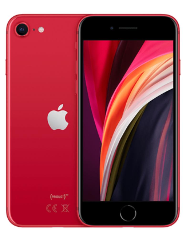 Смартфон Apple iPhone SE (2020) 256GB Красный