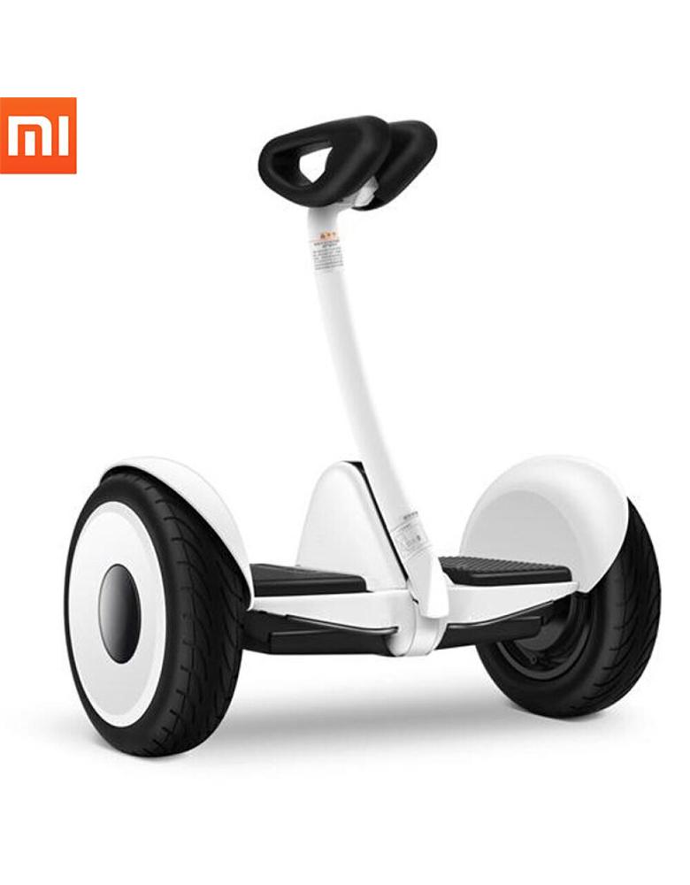 Гироскутер Segway Xiaomi Ninebot mini (белый)