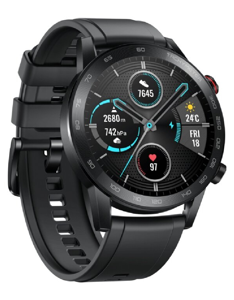 Часы HONOR MagicWatch 2 46mm (silicone strap)