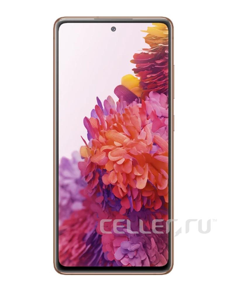 Смартфон Samsung Galaxy S20FE (Fan Edition) 128GB Оранжевый