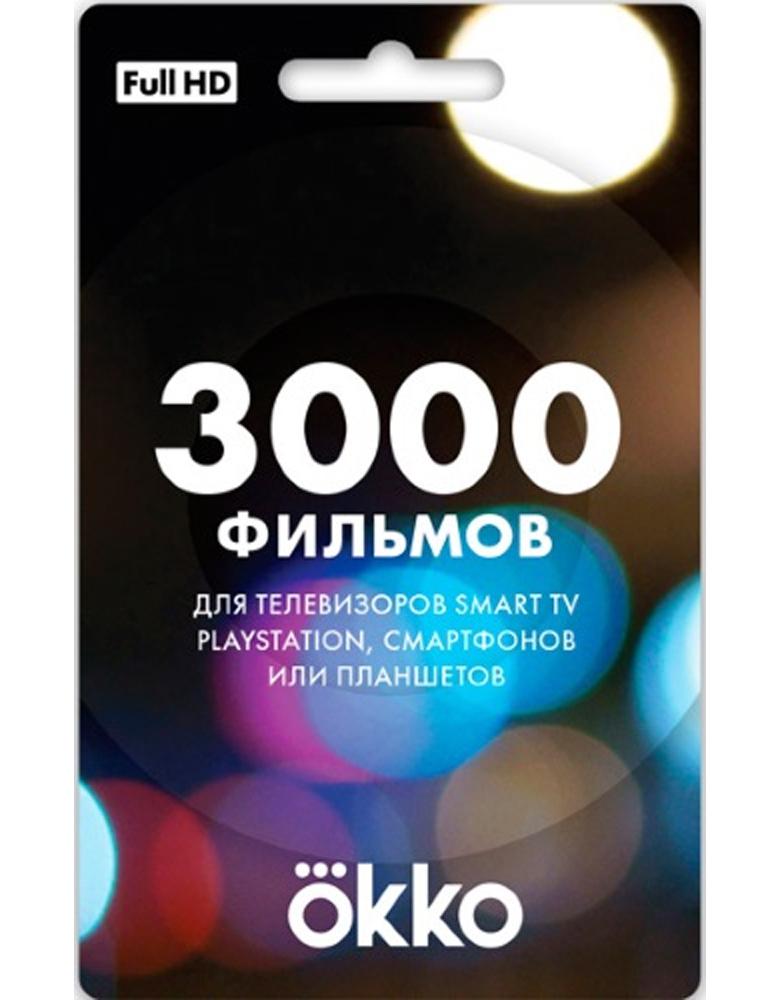 Онлайн-кинотеатр Okko Оптимум 1 месяц