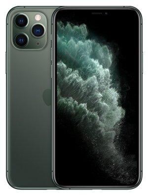 Смартфон Apple iPhone 11 Pro 64Gb Тёмно-зелёный