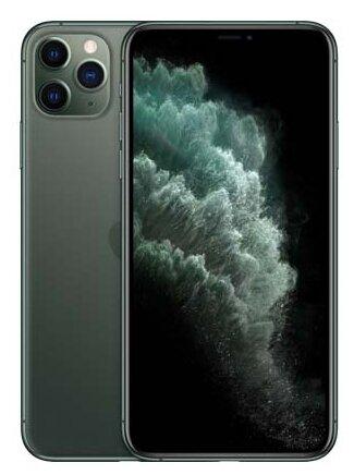 Смартфон Apple iPhone 11 Pro Max 512Gb Dual Sim Тёмно-зелёный