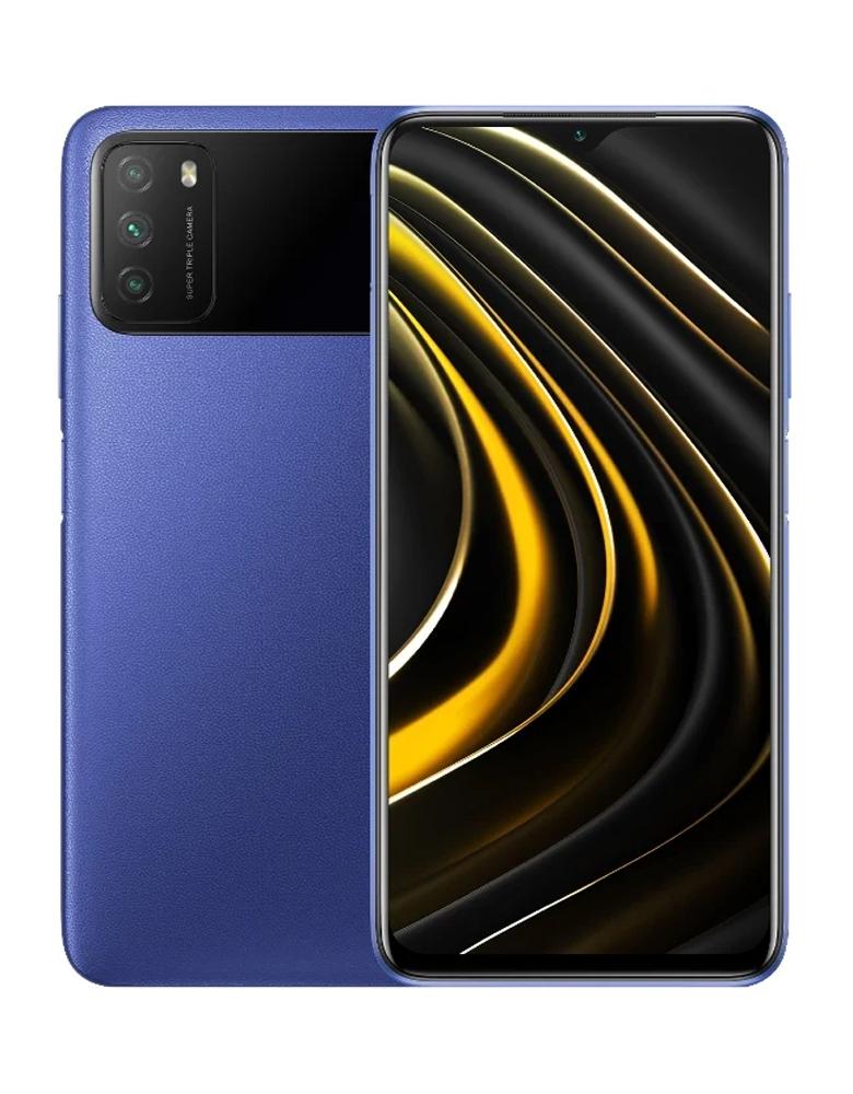 Смартфон Xiaomi Poco M3 4/64GB Синий