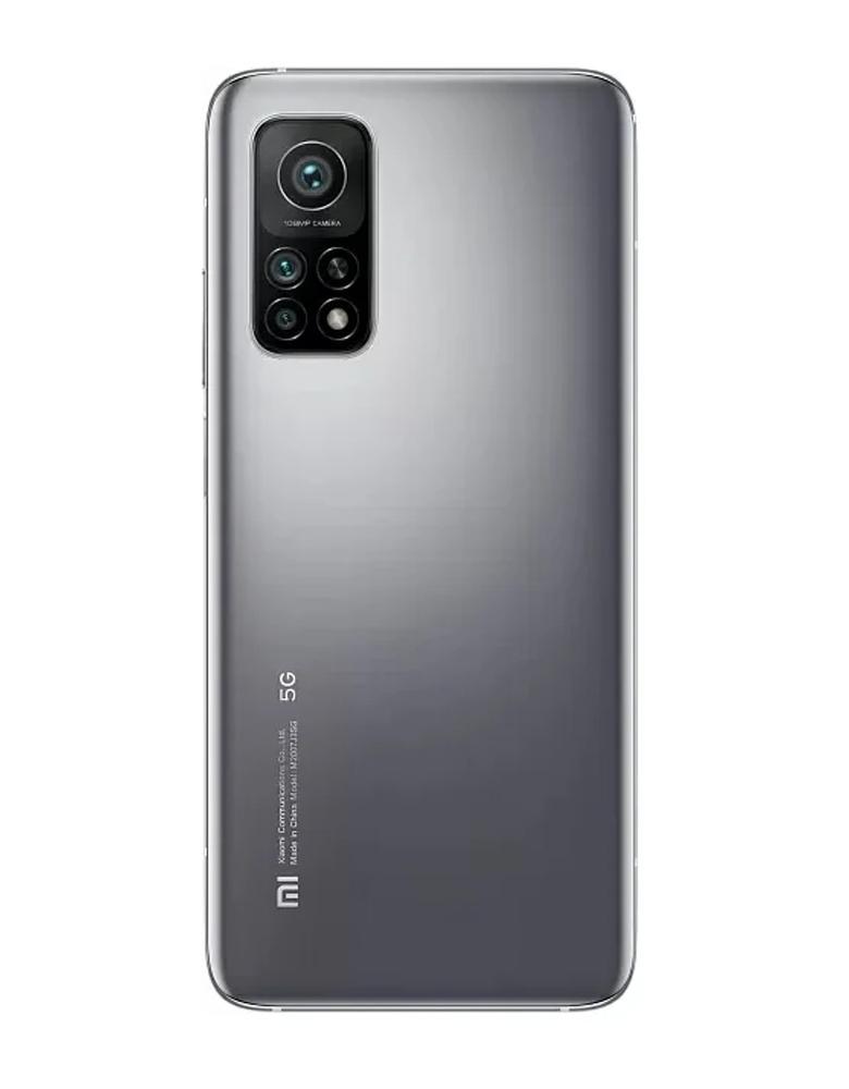 Смартфон Xiaomi Mi 10T Pro 8/256GB Лунный серебряный