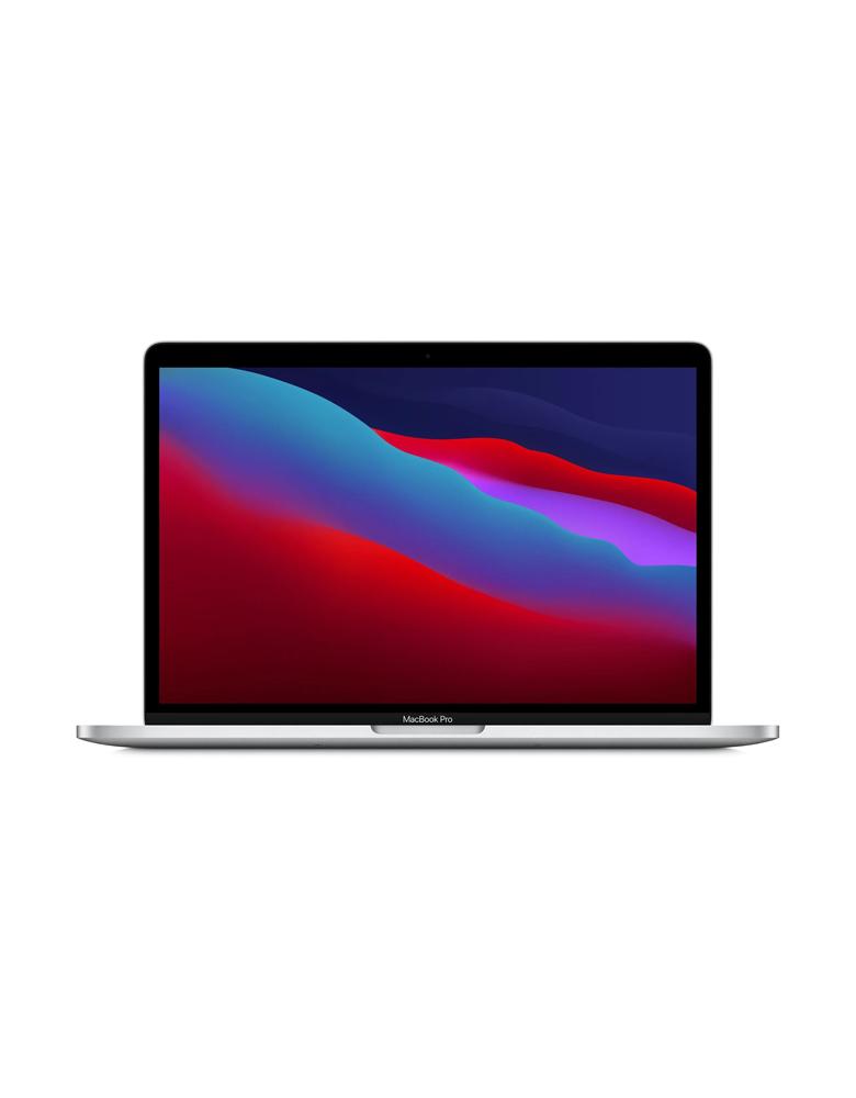 """Ноутбук Apple MacBook Pro 13 Late 2020 (Apple M1 3200MHz/16Gb/512Gb/13.3""""/2560x1600/Apple graphics 8-core/macOS) серебристый"""