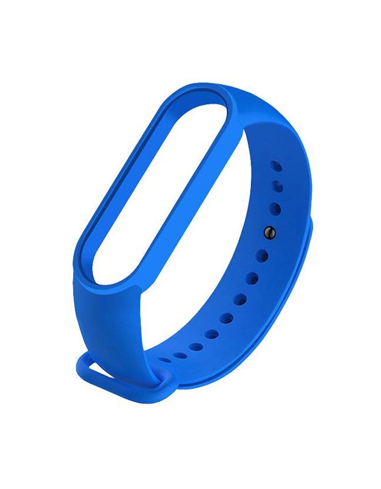 Ремешок для Xiaomi Mi Band 5 синий