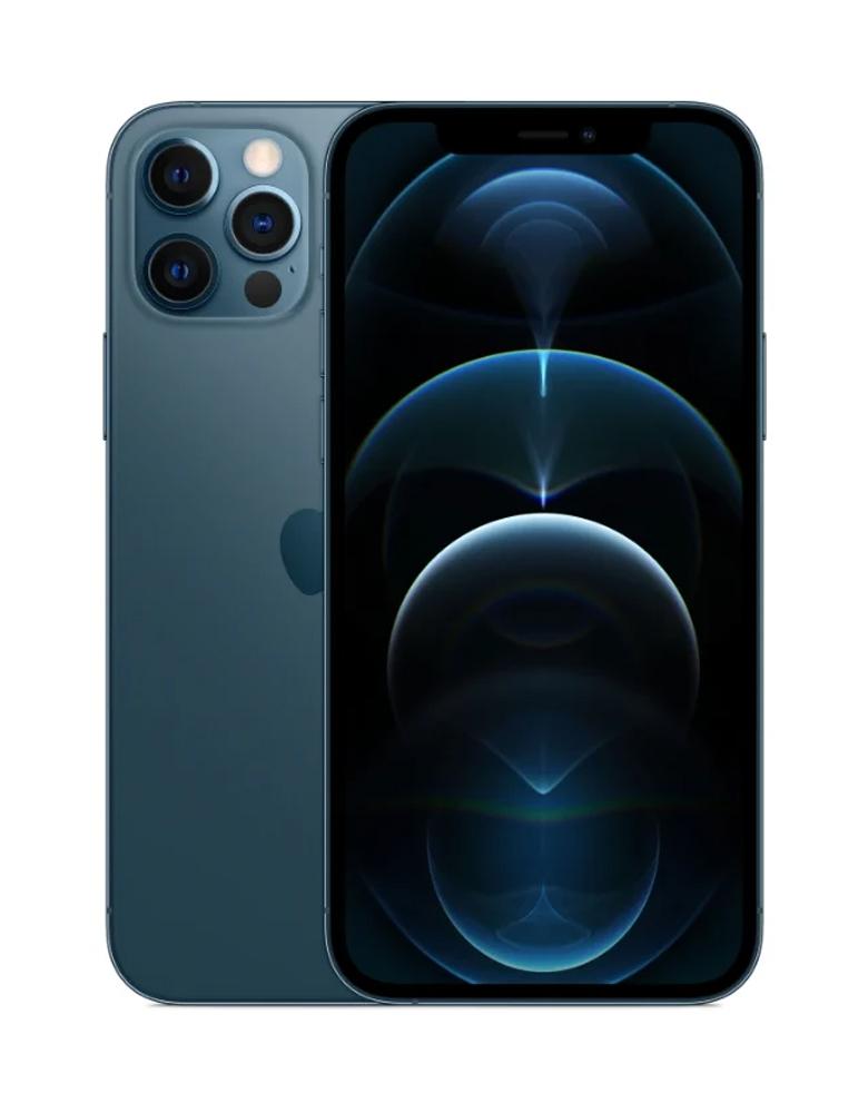 Смартфон Apple iPhone 12 Pro Max 512GB тихоокеанский синий