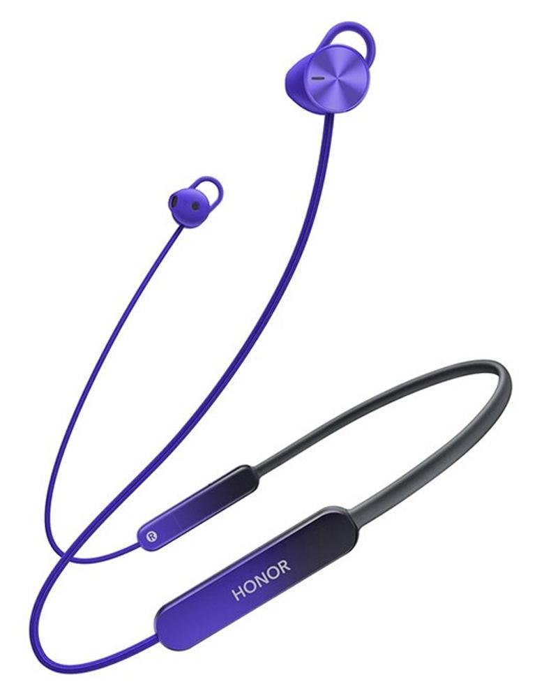 Беспроводные наушники HONOR AM66 Sport Pro Фиолетовые