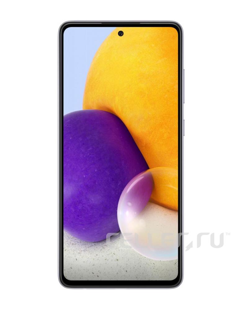 Смартфон Samsung Galaxy A72 8/256GB Лаванда