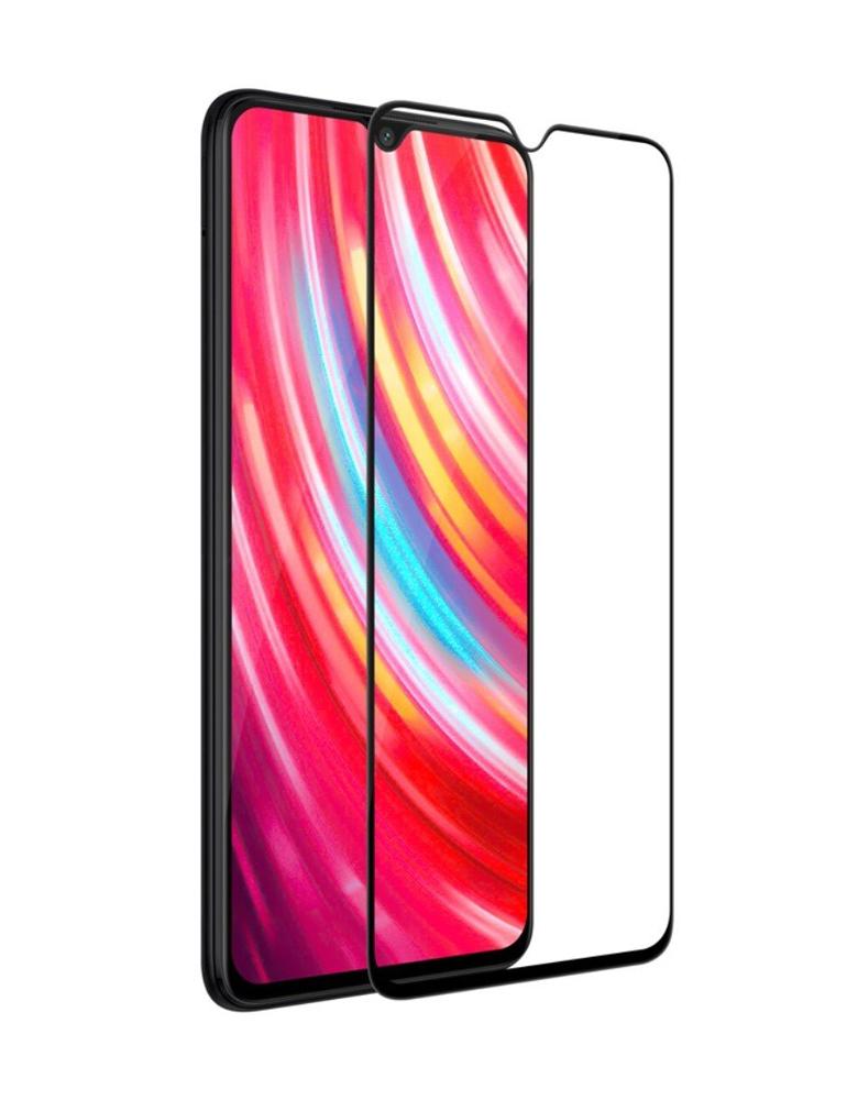 Защитное стекло для Xiaomi Redmi Note 8 с полным покрытием
