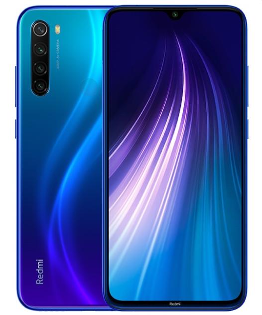 Xiaomi Redmi Note 8T 3/32GB Blue