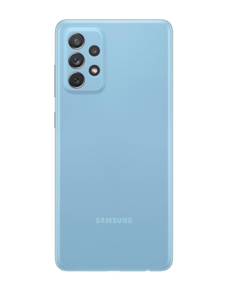 Смартфон Samsung Galaxy A72 6/128GB Синий