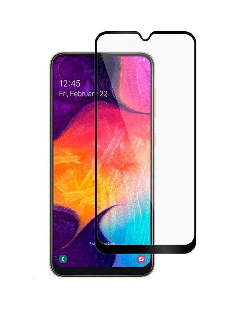 Защитное стекло для Samsung Galaxy A10 с полным покрытием