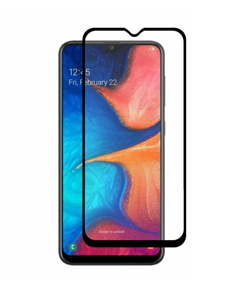 Защитное стекло для Samsung Galaxy A20/A30/A30s/A50 с полным покрытием