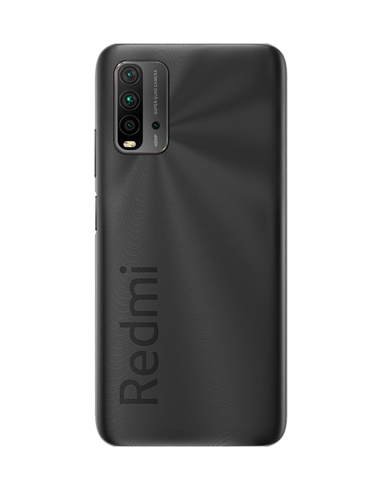 Смартфон Xiaomi Redmi 9T 4/128GB NFC Серый