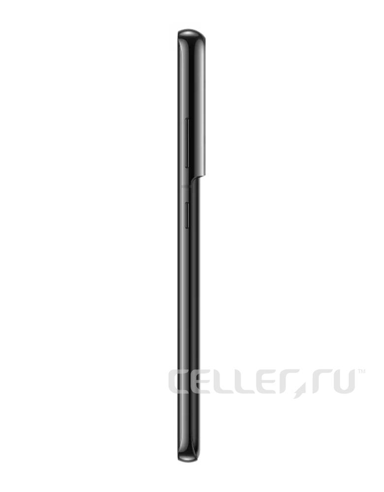 Смартфон Samsung Galaxy S21 Ultra 5G 16/512GB Черный фантом