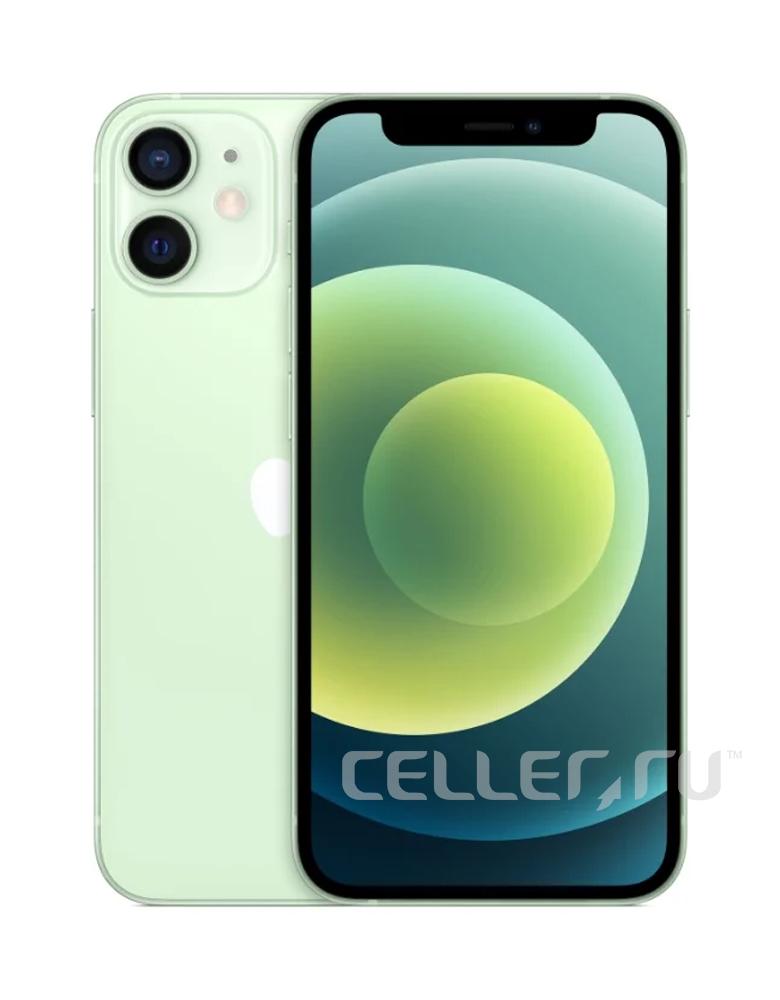 Смартфон Apple iPhone 12 mini 64GB зеленый