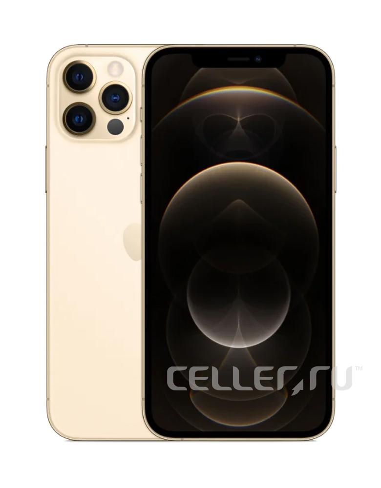 Смартфон Apple iPhone 12 Pro 256GB золотой