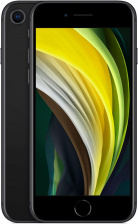 Apple iPhone SE (2020) 128Gb Черный (Slimbox)